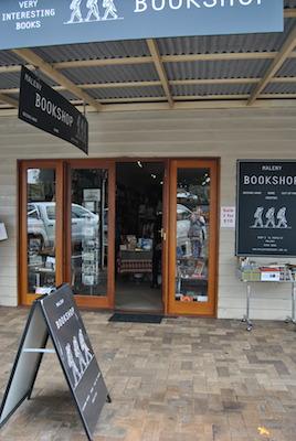 Maleny Bookshops - in the Queensland Sunshine Coast hinterland