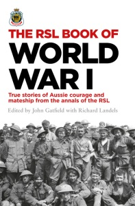 RSL Book of WWI