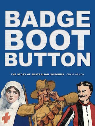 Badge,boot,button
