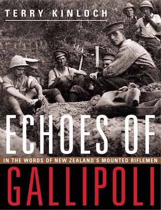 Echoes of Gallipoli Cover