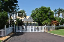 The Administrator's house in Darwin