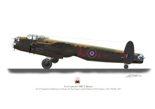Avro Lancaster (Special Upkeep) 617 Sqn T-Tommy