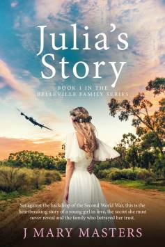 Book 1 Julia's Story Cover LARGE EBOOK