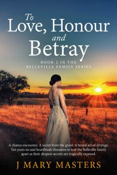 Book 2 Love, Honour, Betray Cover LARGE EBOOK