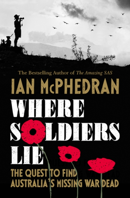 Where Soldiers Lie - cover SM