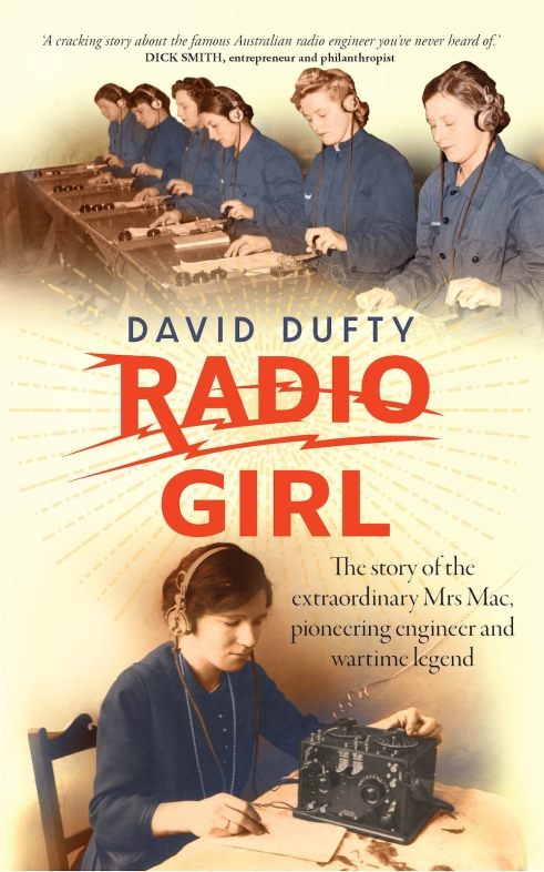 Radio Girl by David Dufty