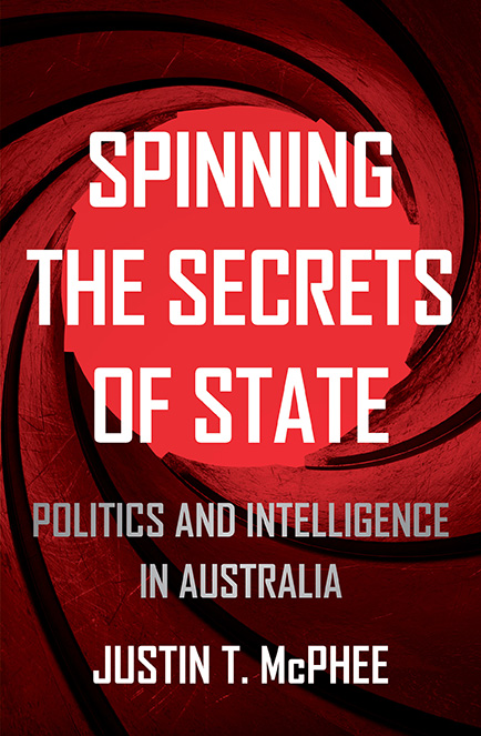 Spinning the Secrets of State